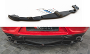 CENTRAL REAR SPLITTER ALFA ROMEO 4C