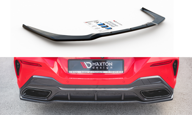 CENTRAL REAR SPLITTER BMW M850I G15