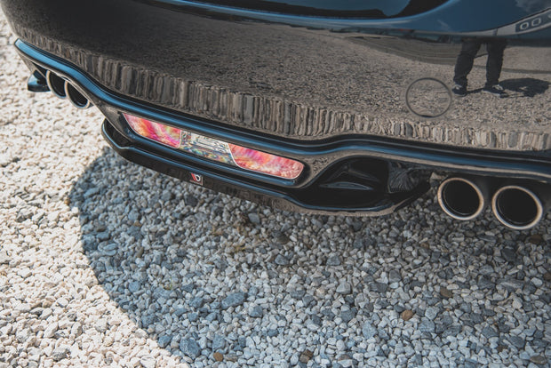 CENTRAL REAR SPLITTER FIAT 124 SPIDER ABARTH