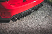 CENTRAL REAR SPLITTER MINI COUNTRYMAN MK2 F60 JCW