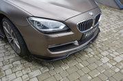 FRONT SPLITTER BMW 6 GRAN COUPÉ
