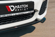 FRONT SPLITTER BMW X3 F25 M-PACK FACELIFT