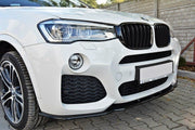 FRONT SPLITTER BMW X4 M-PACK