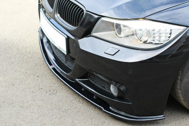 FRONT SPLITTER V.1 BMW 3 E91 M-PACK FACELIFT