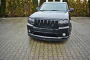 FRONT SPLITTER V.1 JEEP GRAND CHEROKEE WK STR8