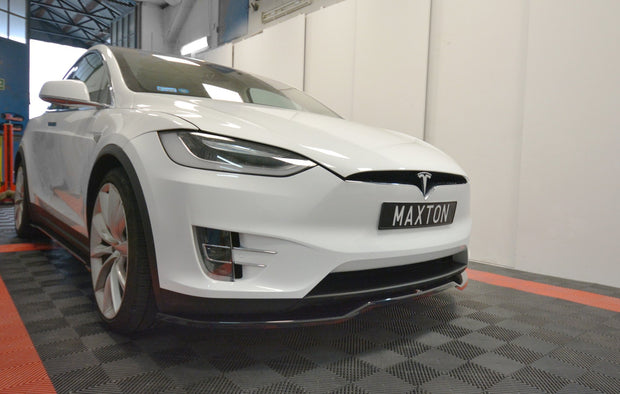 FRONT SPLITTER V.2 TESLA MODEL X