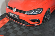 FRONT SPLITTER V.6 VW GOLF 7 R FACELIFT