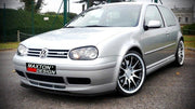 FRONT SPLITTER VW GOLF IV (FOR 25TH FRONT BUMPER SPOILER)