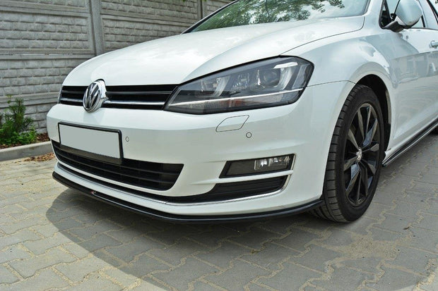 FRONT SPLITTER VW GOLF VII