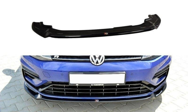 FRONT SPLITTER V.3 VW GOLF VII R (FACELIFT)