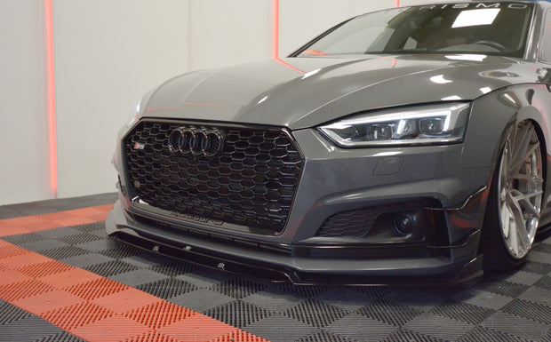 FRONT SPLITTER AUDI S5 / A5 S-LINE F5 COUPE / SPORTBACK