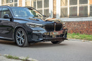 FRONT SPLITTER BMW X5 G05 M-PACK