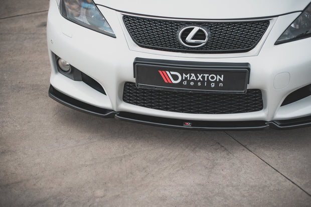 FRONT SPLITTER V.1 LEXUS IS F MK2
