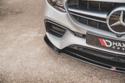 FRONT SPLITTER V.1 MERCEDES-BENZ E63 AMG ESTATE/SEDAN S213/W213