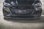 FRONT SPLITTER V.2 AUDI RS5 F5 FACELIFT