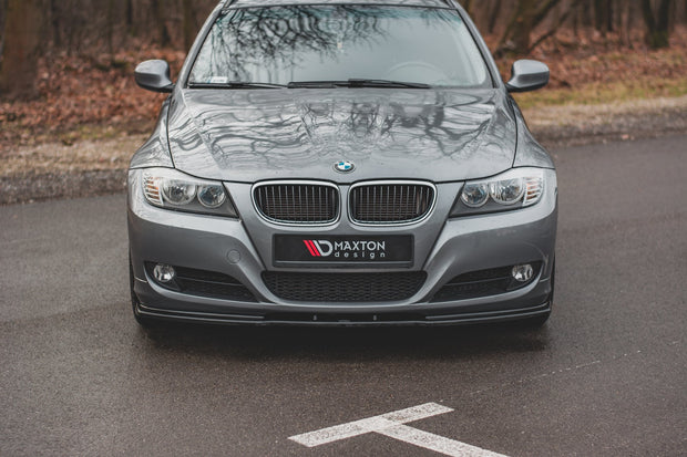 FRONT SPLITTER V.2 BMW 3 E90/E91 FACELIFT