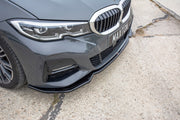FRONT SPLITTER V.2 BMW 3 G20 M-PACK