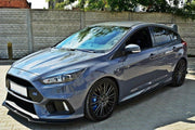 FRONT SPLITTER V.4 FORD FOCUS RS MK3