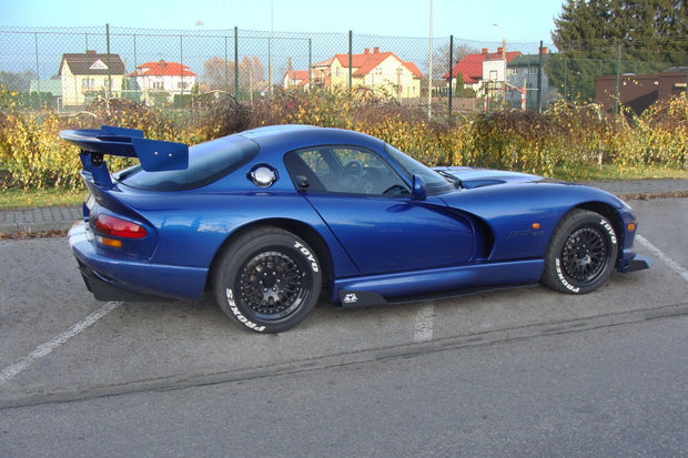 RACING SIDE SKIRTS DIFFUSERS DODGE VIPER GTS
