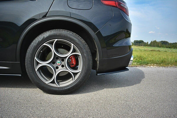 REAR SIDE SPLITTERS ALFA ROMEO STELVIO