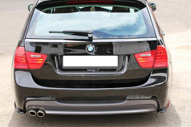 REAR SIDE SPLITTERS BMW 3 E91 M-PACK FACELIFT