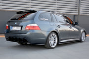 REAR SIDE SPLITTERS BMW 5 E60/E61 M-PACK