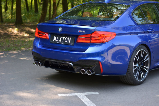 REAR SIDE SPLITTERS BMW M5 F90