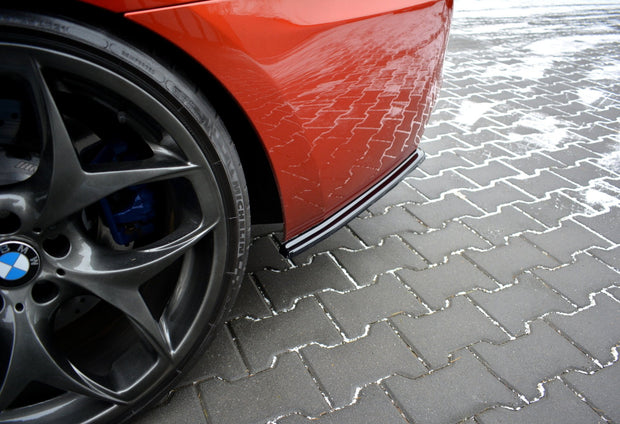 REAR SIDE SPLITTERS BMW M6 GRAN COUPÉ