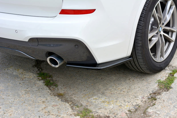 REAR SIDE SPLITTERS BMW X3 G01 M-PACK