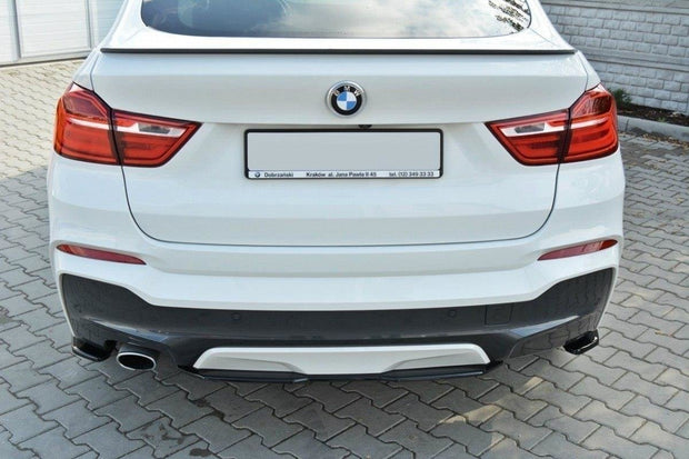 REAR SIDE SPLITTERS BMW X4 M-PACK