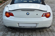 REAR SIDE SPLITTERS BMW Z4 E85 / E86 (PREFACE)