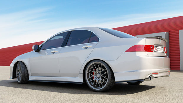 REAR SIDE SPLITTERS ACURA TSX CL9