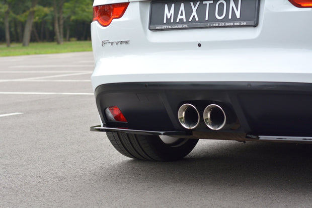REAR SIDE SPLITTERS JAGUAR F-TYPE