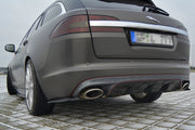 REAR SIDE SPLITTERS JAGUAR XF (X250) MK1 SPORTBRAKE S-PACK
