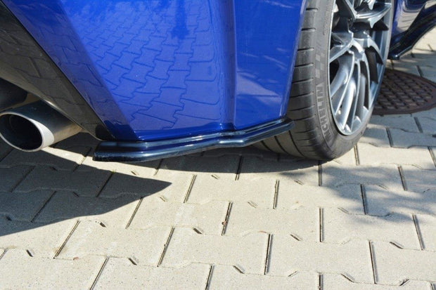REAR SIDE SPLITTERS LEXUS RC F