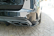 REAR SIDE SPLITTERS MERCEDES C-CLASS S205 63AMG ESTATE/LIMUSINE