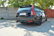 REAR SIDE SPLITTERS VOLVO V50F R-DESIGN