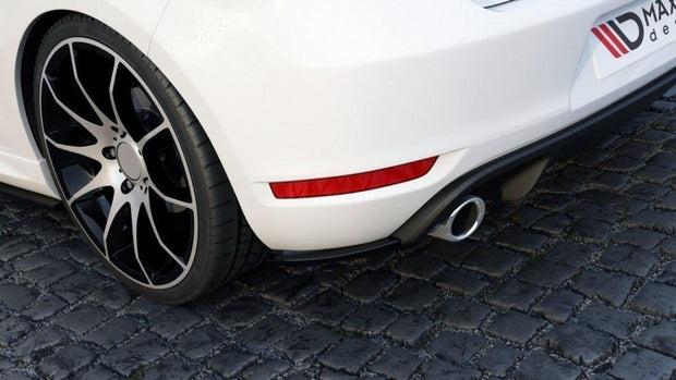 REAR SIDE SPLITTERS VW GOLF VI GTI 35TH