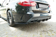 REAR VALANCE MERCEDES C-CLASS S205 63AMG ESTATE / LIMUSINE