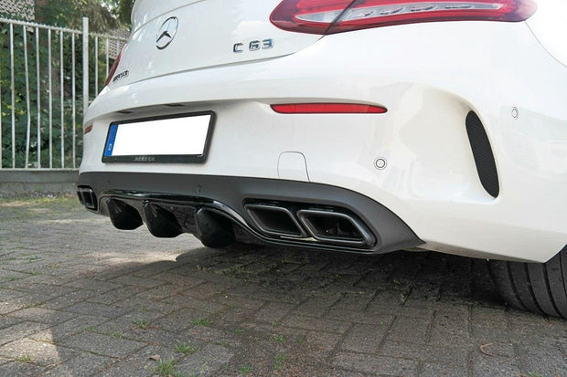 REAR VALANCE MERCEDES C-CLASS C205 63AMG COUPE