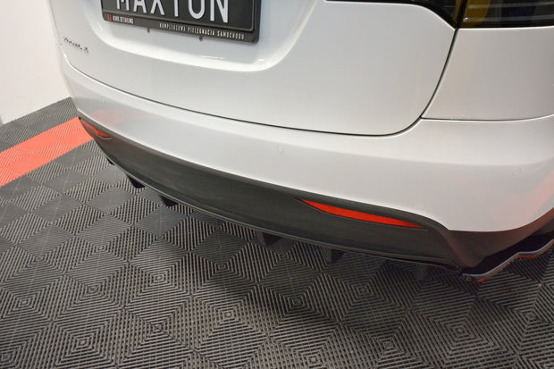 REAR VALANCE TESLA MODEL X