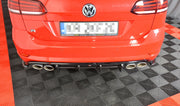 REAR VALANCE VW GOLF 7 R VARIANT FACELIFT