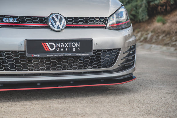 RACING DURABILITY FRONT SPLITTER VW GOLF 7 GTI