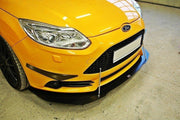 RACING FRONT SPLITTER V.1 FORD FOCUS ST MK3