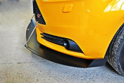 RACING FRONT SPLITTER V.2 FORD FOCUS ST MK3