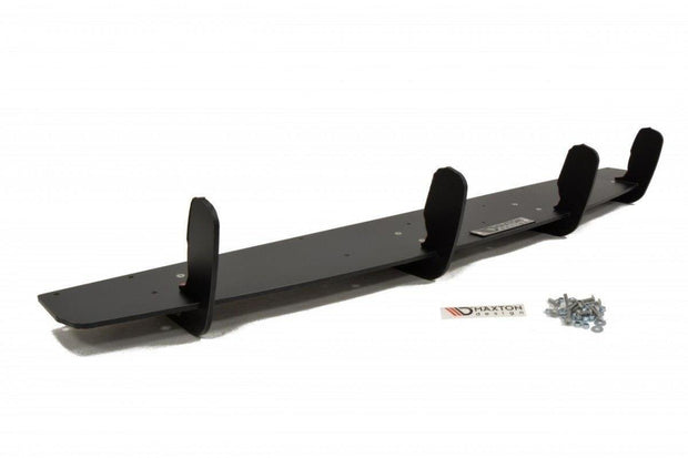 REAR DIFFUSER & REAR SIDE SPLITTERS AUDI A6 S-LINE C7 (EXHAUST 2X1)