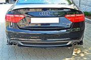 REAR SIDE SPLITTERS AUDI A5 S-LINE 8T COUPE