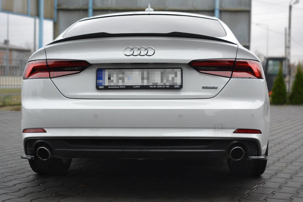 REAR SIDE SPLITTERS AUDI A5 S-LINE F5 SPORTBACK