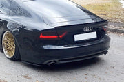 REAR SIDE SPLITTERS AUDI A7 S-LINE C7