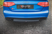 REAR SIDE SPLITTERS AUDI S4 / A4 S-LINE B8 SEDAN